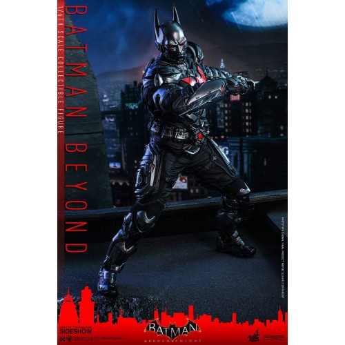Batman Arkham Knight Videogame Action Figure 1/6 Batman Beyond 35 cm Hot Toys - 2