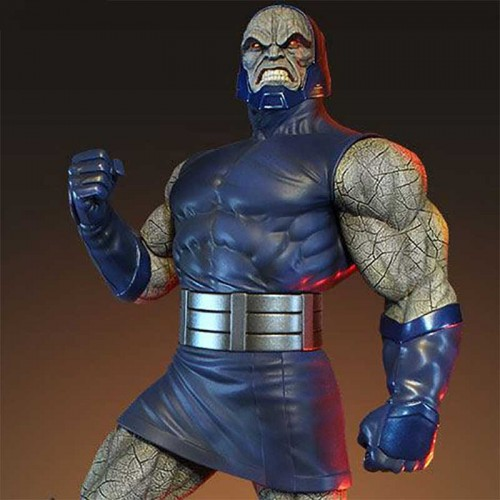 DC Comic Super Powers Collection Maquette Darkseid 53 cm Tweeterhead - 1