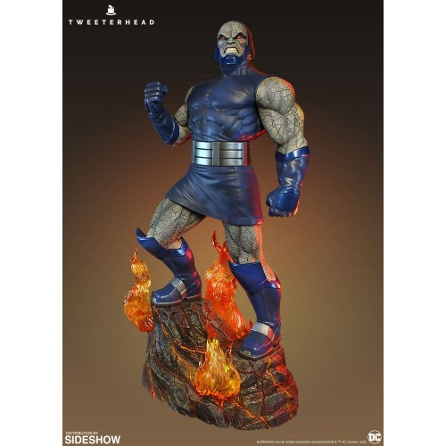 DC Comic Super Powers Collection Maquette Darkseid 53 cm Tweeterhead - 2