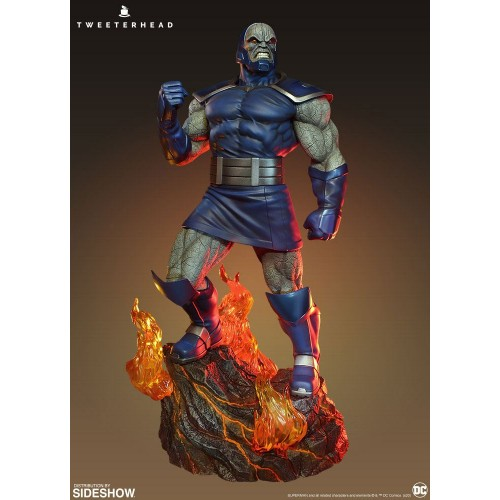 DC Comic Super Powers Collection Maquette Darkseid 53 cm Tweeterhead - 3
