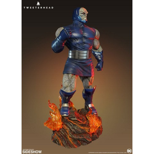 DC Comic Super Powers Collection Maquette Darkseid 53 cm Tweeterhead - 4