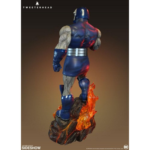 DC Comic Super Powers Collection Maquette Darkseid 53 cm Tweeterhead - 5