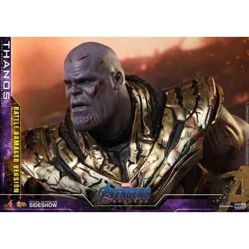 Avengers: Endgame Action Figure 1/6 Thanos Battle Damaged Version 42 cm Hot Toys - 13