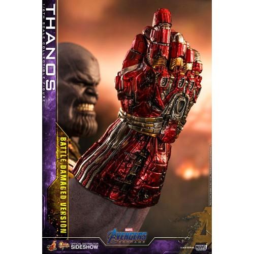 Avengers: Endgame Action Figure 1/6 Thanos Battle Damaged Version 42 cm Hot Toys - 15