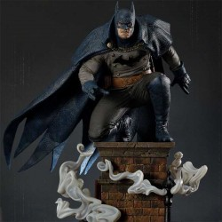 Batman Arkham Origins Statue 1/5 Gotham By Gaslight Batman Blue Version 57 cm Prime 1 Studio - 1