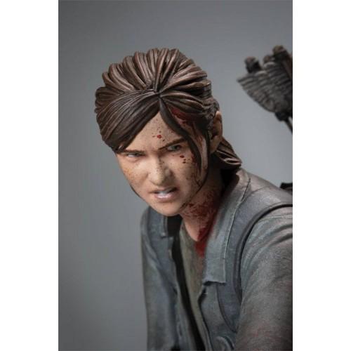 The Last of Us Part II PVC Statue Ellie with Bow 20 cm DARK HORSE COMICS - 11