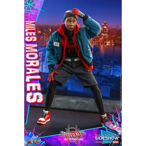 Spider-Man: Into the Spider-Verse Action Figure 1/6 Miles Morales 29 cm Hot Toys - 3