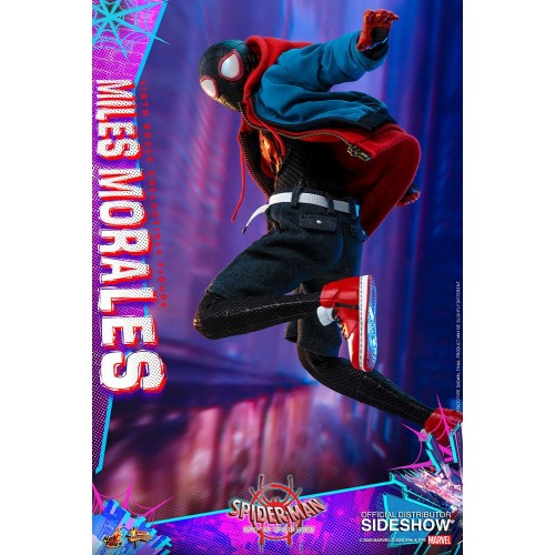 Spider-Man: Into the Spider-Verse Action Figure 1/6 Miles Morales 29 cm Hot Toys - 4
