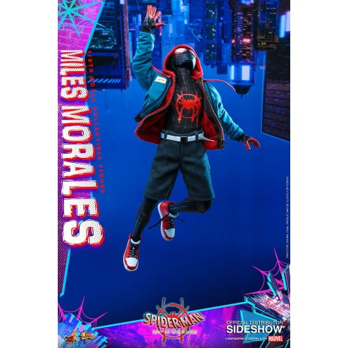 Spider-Man: Into the Spider-Verse Action Figure 1/6 Miles Morales 29 cm Hot Toys - 5