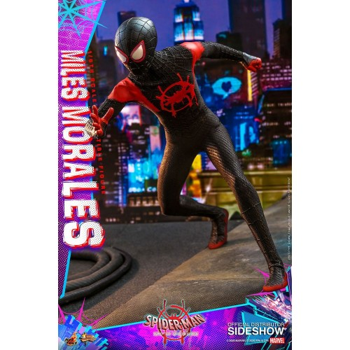 Spider-Man: Into the Spider-Verse Action Figure 1/6 Miles Morales 29 cm Hot Toys - 6