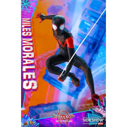 Spider-Man: Into the Spider-Verse Action Figure 1/6 Miles Morales 29 cm Hot Toys - 9