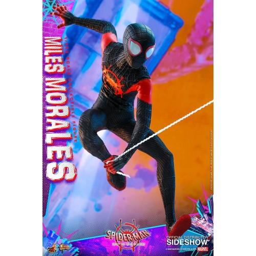Spider-Man: Into the Spider-Verse Action Figure 1/6 Miles Morales 29 cm Hot Toys - 10