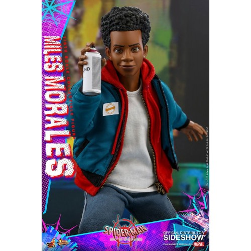 Spider-Man: Into the Spider-Verse Action Figure 1/6 Miles Morales 29 cm Hot Toys - 11