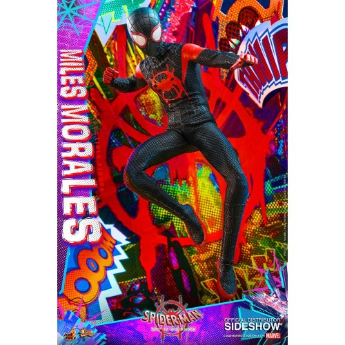Spider-Man: Into the Spider-Verse Action Figure 1/6 Miles Morales 29 cm Hot Toys - 13