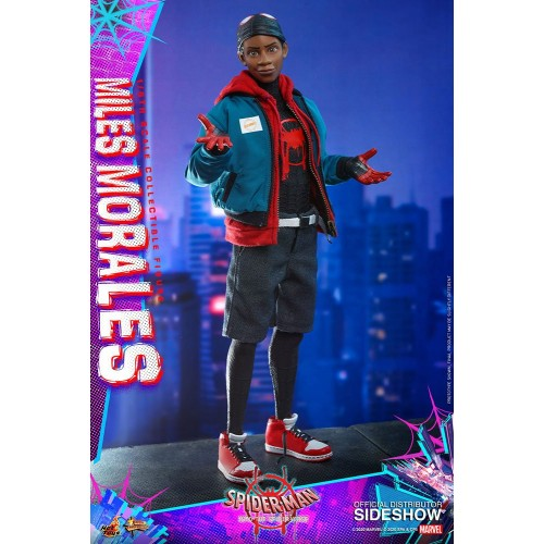 Spider-Man: Into the Spider-Verse Action Figure 1/6 Miles Morales 29 cm Hot Toys - 14