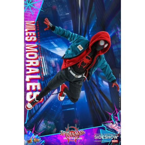 Spider-Man: Into the Spider-Verse Action Figure 1/6 Miles Morales 29 cm Hot Toys - 15
