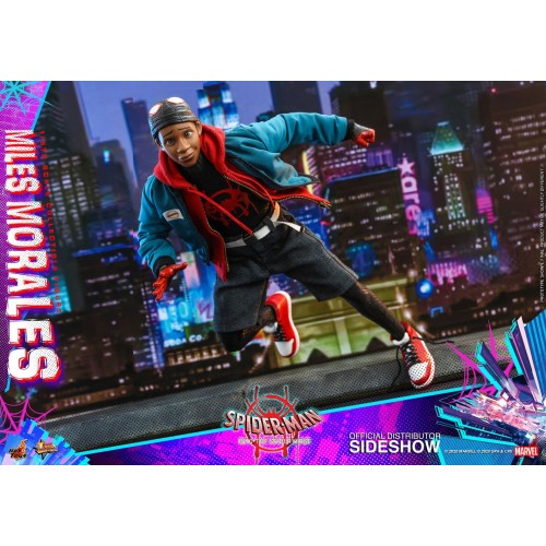 Spider-Man: Into the Spider-Verse Action Figure 1/6 Miles Morales 29 cm Hot Toys - 16