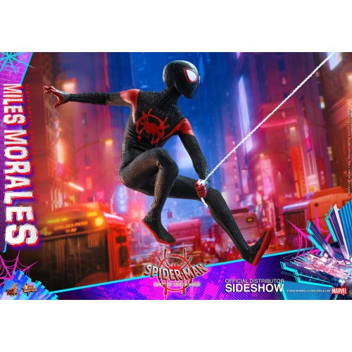 Spider-Man: Into the Spider-Verse Action Figure 1/6 Miles Morales 29 cm Hot Toys - 18