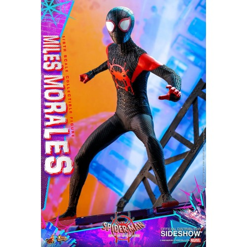 Spider-Man: Into the Spider-Verse Action Figure 1/6 Miles Morales 29 cm Hot Toys - 19