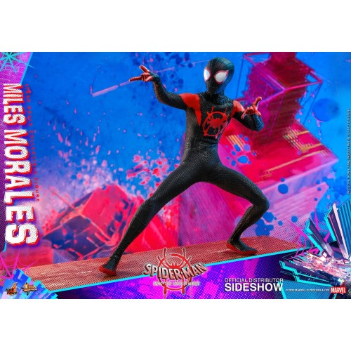 Spider-Man: Into the Spider-Verse Action Figure 1/6 Miles Morales 29 cm Hot Toys - 20