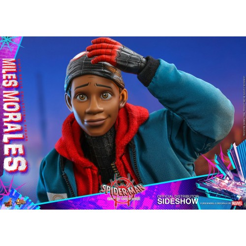 Spider-Man: Into the Spider-Verse Action Figure 1/6 Miles Morales 29 cm Hot Toys - 22