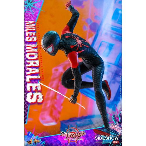Spider-Man: Into the Spider-Verse Action Figure 1/6 Miles Morales 29 cm Hot Toys - 25
