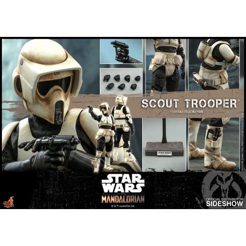 Star Wars The Mandalorian Action Figure 1/6 Scout Trooper 30 cm Hot Toys - 2