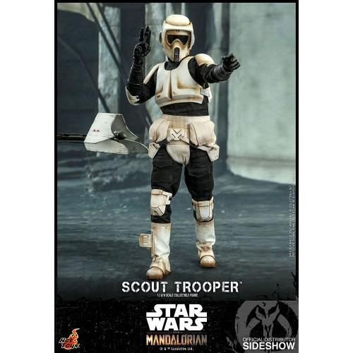 Star Wars The Mandalorian Action Figure 1/6 Scout Trooper 30 cm Hot Toys - 4