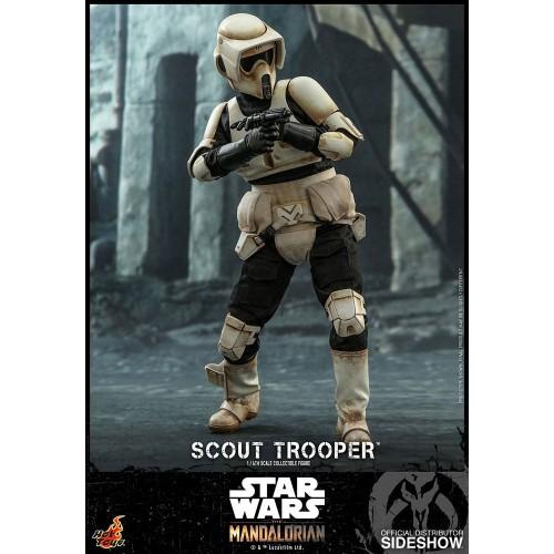 Star Wars The Mandalorian Action Figure 1/6 Scout Trooper 30 cm Hot Toys - 5