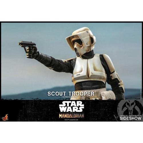 Star Wars The Mandalorian Action Figure 1/6 Scout Trooper 30 cm Hot Toys - 6