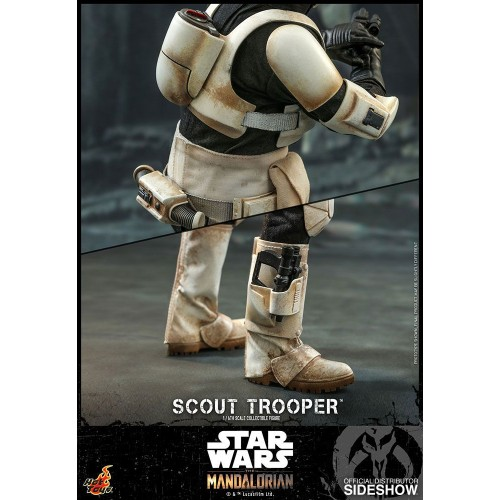 Star Wars The Mandalorian Action Figure 1/6 Scout Trooper 30 cm Hot Toys - 7