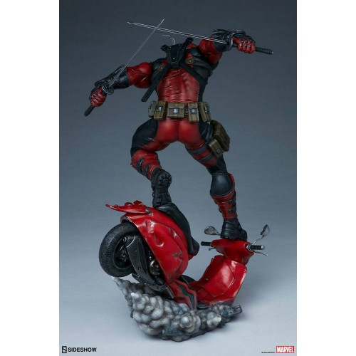 Marvel Premium Format Statue Deadpool 52 cm Sideshow Collectibles - 8