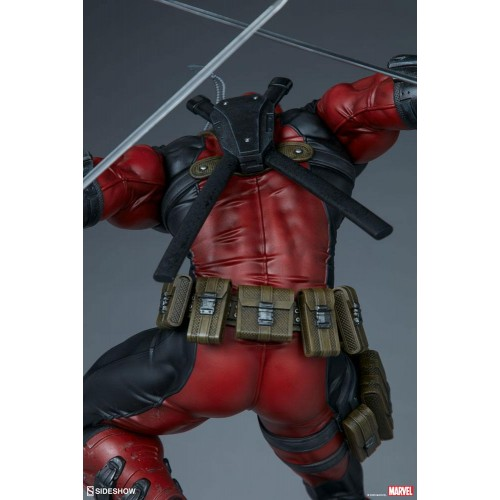 Marvel Premium Format Statue Deadpool 52 cm Sideshow Collectibles - 16