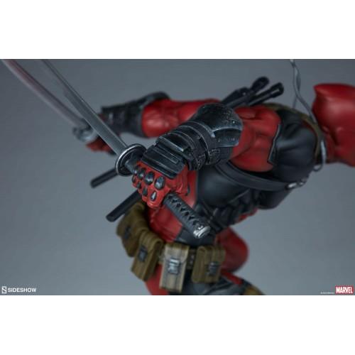 Marvel Premium Format Statue Deadpool 52 cm Sideshow Collectibles - 17