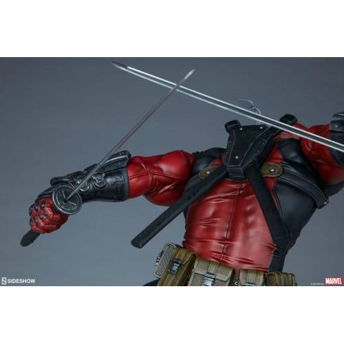 Marvel Premium Format Statue Deadpool 52 cm Sideshow Collectibles - 18