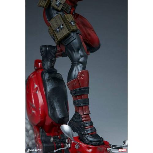 Marvel Premium Format Statue Deadpool 52 cm Sideshow Collectibles - 20