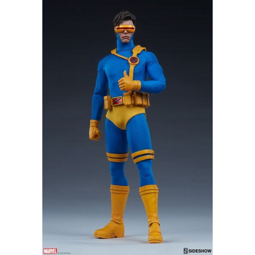 Marvel Action Figure 1/6 Cyclops 30 cm Sideshow Collectibles - 8