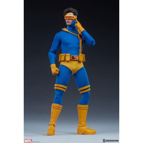 Marvel Action Figure 1/6 Cyclops 30 cm Sideshow Collectibles - 13