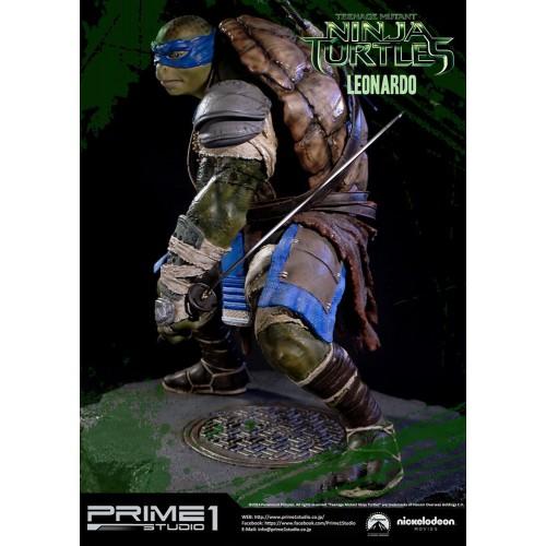 Teenage Mutant Ninja Turtles Museum Master Line Statue Leonardo 58 cm Prime 1 Studio - 3