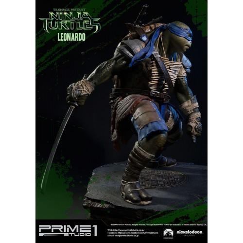 Teenage Mutant Ninja Turtles Museum Master Line Statue Leonardo 58 cm Prime 1 Studio - 4