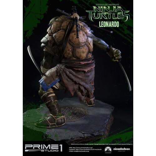 Teenage Mutant Ninja Turtles Museum Master Line Statue Leonardo 58 cm Prime 1 Studio - 5