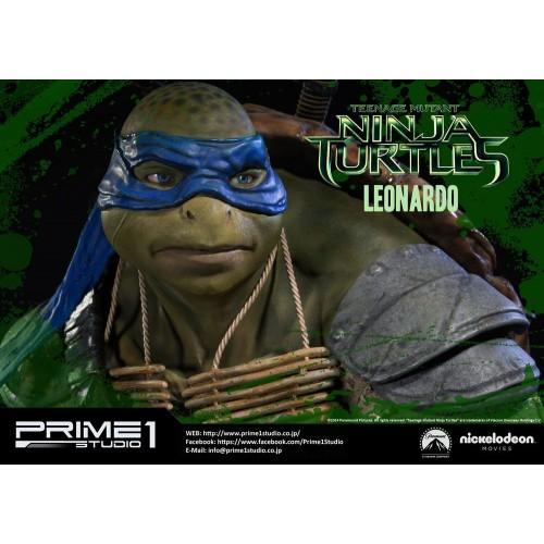 Teenage Mutant Ninja Turtles Museum Master Line Statue Leonardo 58 cm Prime 1 Studio - 6