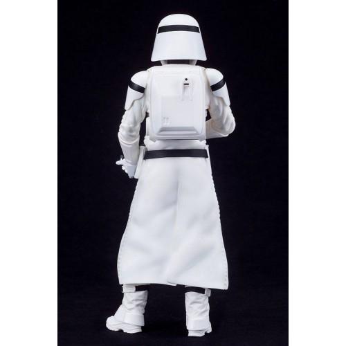 Star Wars Episode VII ARTFX+ Statue 2-Pack First Order Snowtrooper & Flametrooper 18 cm Kotobukiya - 3