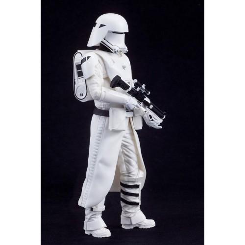 Star Wars Episode VII ARTFX+ Statue 2-Pack First Order Snowtrooper & Flametrooper 18 cm Kotobukiya - 4