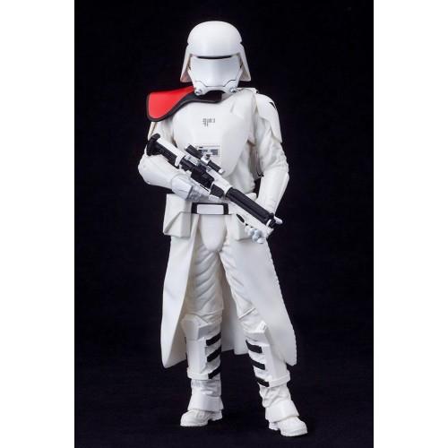 Star Wars Episode VII ARTFX+ Statue 2-Pack First Order Snowtrooper & Flametrooper 18 cm Kotobukiya - 5