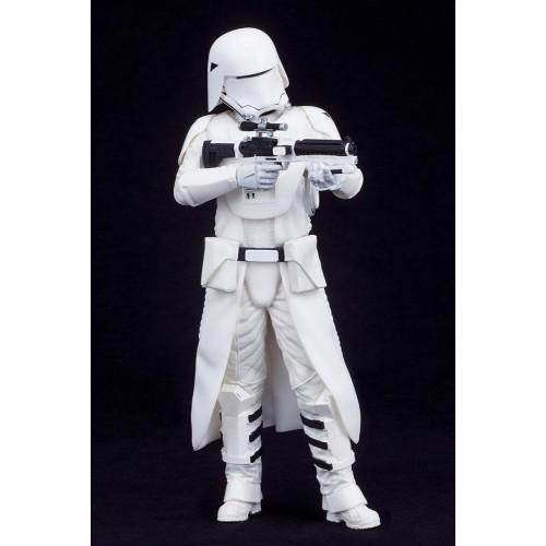 Star Wars Episode VII ARTFX+ Statue 2-Pack First Order Snowtrooper & Flametrooper 18 cm Kotobukiya - 6