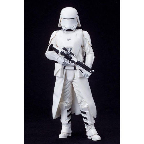 Star Wars Episode VII ARTFX+ Statue 2-Pack First Order Snowtrooper & Flametrooper 18 cm Kotobukiya - 9