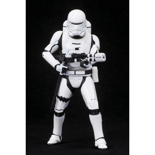 Star Wars Episode VII ARTFX+ Statue 2-Pack First Order Snowtrooper & Flametrooper 18 cm Kotobukiya - 12