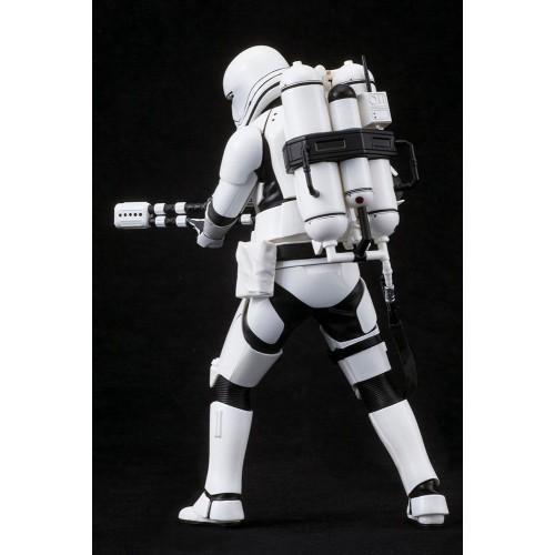 Star Wars Episode VII ARTFX+ Statue 2-Pack First Order Snowtrooper & Flametrooper 18 cm Kotobukiya - 13