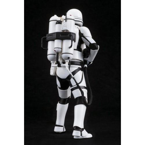 Star Wars Episode VII ARTFX+ Statue 2-Pack First Order Snowtrooper & Flametrooper 18 cm Kotobukiya - 14